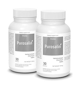 Purosalin - Caps