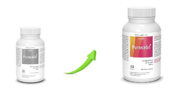Purosalin - paquet